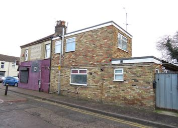 Thumbnail 4 bed flat for sale in Gladstone Street, Peterborough