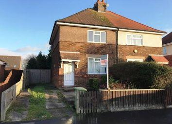 Thumbnail 3 bed semi-detached house for sale in Althorpe Crescent, Bradville, Milton Keynes, Buckinghamshire