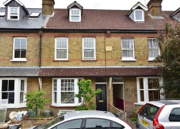 Thumbnail 3 bed terraced house for sale in Myrtle Road, Hampton Hill, Hampton