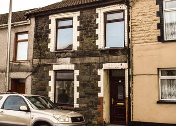 Thumbnail 4 bed terraced house to rent in Court Street, Tonypandy