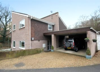 Thumbnail 4 bed semi-detached house for sale in Trumps Green Close, Virginia Water, Surrey