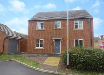 Thumbnail 4 bedroom detached house for sale in Eyam Way, Grantham