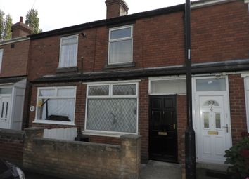 Thumbnail 2 bed terraced house to rent in Adwick Lane, Bentley, Doncaster