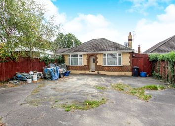 Thumbnail 2 bed detached bungalow for sale in Wimborne Road West, Wimborne