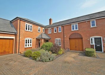 Thumbnail 4 bed terraced house for sale in Galton Way, Hadzor, Near Droitwich Spa.