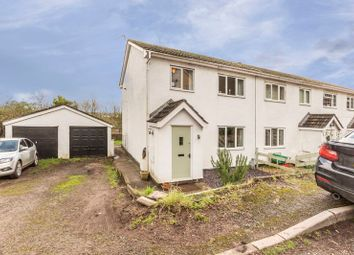 Thumbnail 3 bed end terrace house for sale in Severn Crescent, Chepstow