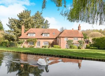 Thumbnail 5 bed detached house for sale in Hook, Hampshire, .