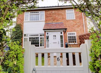 Thumbnail 3 bed end terrace house for sale in Gosford Way, Old Felixstowe, Felixstowe