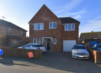Thumbnail 3 bed detached house for sale in Lister Road, Margate