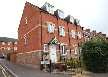 Thumbnail 4 bedroom terraced house to rent in Hanham Road, Bristol