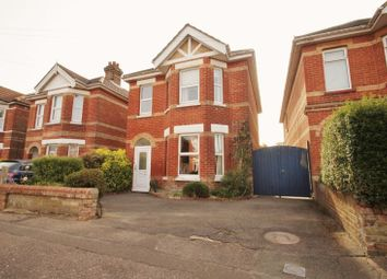 Thumbnail 4 bed detached house to rent in Osborne Road, Winton, Bournemouth