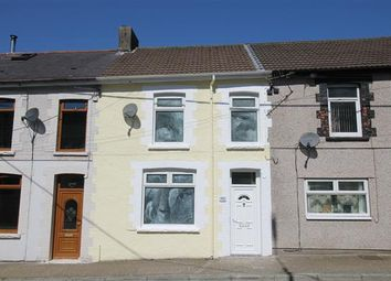 Thumbnail 3 bed terraced house for sale in High Street, Gilfach Goch, Porth