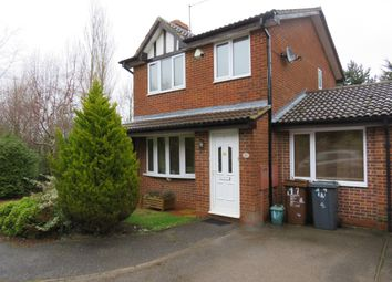 Thumbnail 4 bed semi-detached house for sale in Catchpole Close, Corby