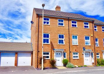 Thumbnail 5 bed end terrace house for sale in Wendling Road Kingsway, Quedgeley, Gloucester