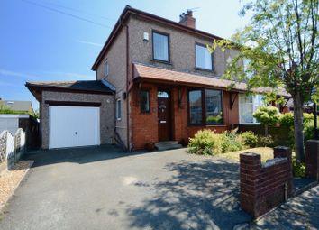 Thumbnail 3 bed semi-detached house for sale in Dorset Road, Rishton, Blackburn