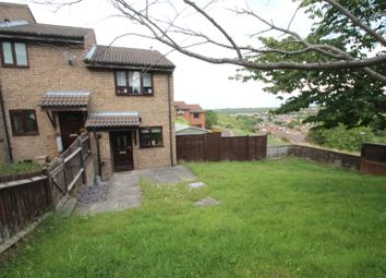 Thumbnail 2 bed end terrace house for sale in Mermaid Close, Chatham