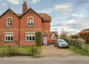 Thumbnail 2 bed semi-detached house for sale in Church Road, Yelverton, Norwich, Norfolk