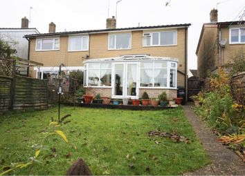 Thumbnail 3 bed semi-detached house for sale in Watermead, South Chard