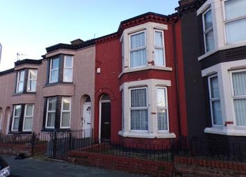 Thumbnail 2 bed terraced house for sale in Byron Street, Bootle, Merseyside