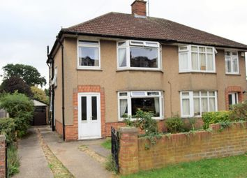 Thumbnail 3 bed semi-detached house for sale in Tuddenham Road, Ipswich