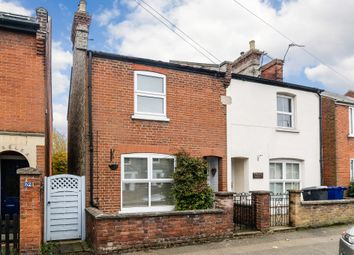 Thumbnail 2 bedroom semi-detached house for sale in St. Philips Road, Newmarket, Suffolk