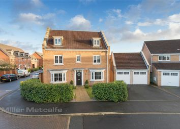 Thumbnail 5 bedroom detached house for sale in Fellfoot Meadow, Westhoughton, Bolton, Lancashire
