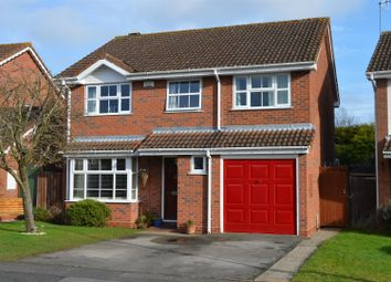 Thumbnail 4 bed detached house for sale in Aintree Road, Stratford-Upon-Avon