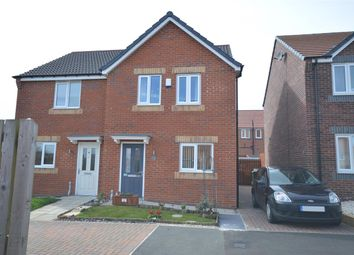 Thumbnail 3 bed semi-detached house for sale in Kingsdale Close, Stanley