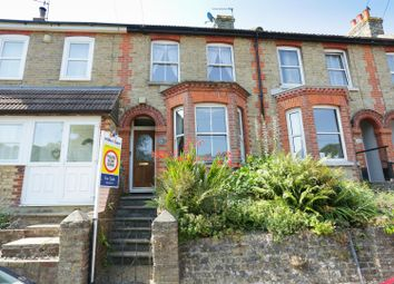 Thumbnail 3 bed terraced house for sale in River Street, River, Dover