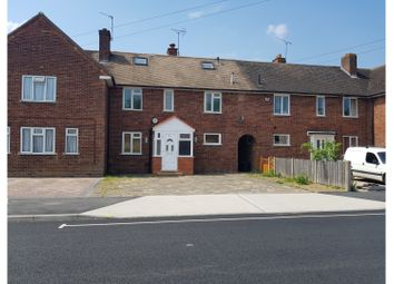 Thumbnail 4 bed terraced house for sale in Queens Walk, Ruislip