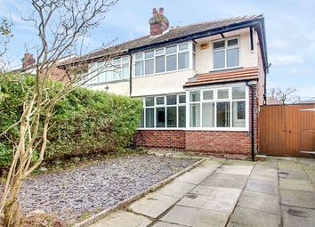 Thumbnail 3 bed semi-detached house for sale in Marina Road, Formby, Liverpool