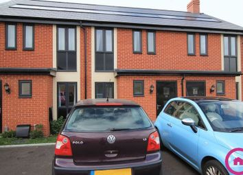 Thumbnail 2 bed terraced house to rent in Moonstone Grove, Bishops Cleeve, Cheltenham