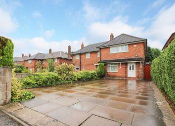 Thumbnail 3 bed semi-detached house for sale in Woodshutts Street, Talke, Stoke On Trent