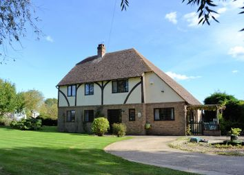 Thumbnail 4 bed detached house for sale in Wey Street, Snave, Ashford
