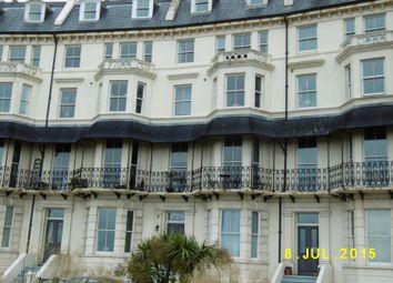 Thumbnail 2 bedroom flat to rent in Marine Crescent, Folkestone