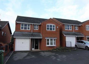 Thumbnail 4 bed detached house for sale in Cinder Road, Gornal Wood, Dudley