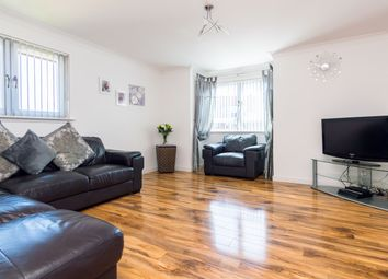 Thumbnail 2 bed flat for sale in Southhouse Crossway, Southhouse, Edinburgh