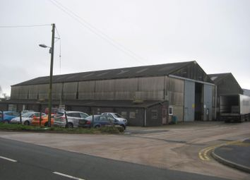 Thumbnail Light industrial for sale in The Warehouse, Cae Gromlech, Y Ffor, Pwllheli