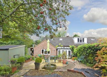 Thumbnail 2 bed semi-detached bungalow for sale in London Road, Raunds, Wellingborough, Northamptonshire