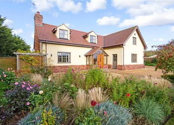 Westley Waterless, Newmarket, Cambridgeshire CB8. 4 bed detached house for sale