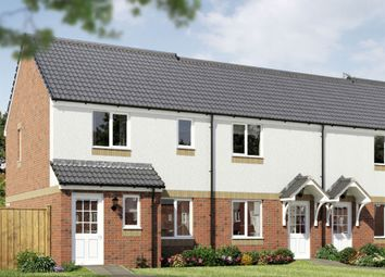 """Thumbnail 3 bedroom end terrace house for sale in """"The Newmore"""" at Paddock Street, Coatbridge"""