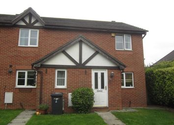 Thumbnail 2 bed property to rent in Allman Close, Crewe