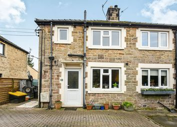Thumbnail 2 bed semi-detached house for sale in Calver Road, Baslow, Bakewell