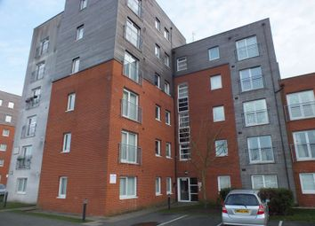 Thumbnail 2 bed flat for sale in Manchester Court, Burslem, Stoke-On-Trent