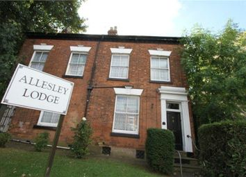 Thumbnail 12 bedroom shared accommodation to rent in Allesley Old Road, Coventry, West Midlands