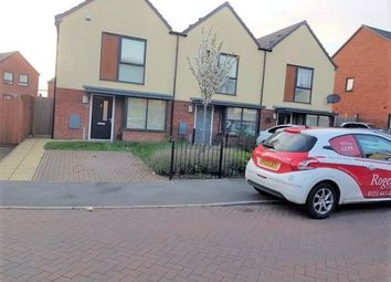 Thumbnail 2 bed terraced house to rent in Turning Point, West Bromwich