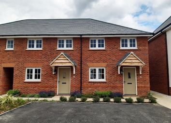 Thumbnail 2 bed end terrace house for sale in Bowden Chase, Berry Close, Great Bowden, Market Harborough