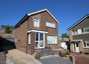 Thumbnail 3 bed detached house for sale in Sherborne Close, Elburton, Plymouth