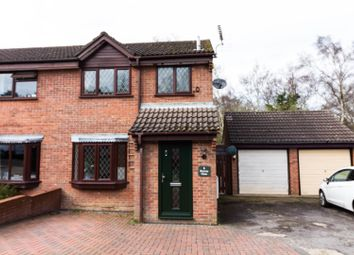 Thumbnail 3 bed semi-detached house to rent in Brecon Close, Southampton