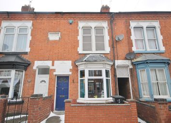 Thumbnail 2 bed terraced house for sale in Newport Street, Newfoundpool, Leicester